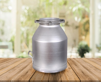 30 Lts Aluminium Can(Suitable for Milking Machines)