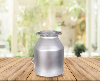 20 Lts Aluminium Can(Suitable for Milking Machines)